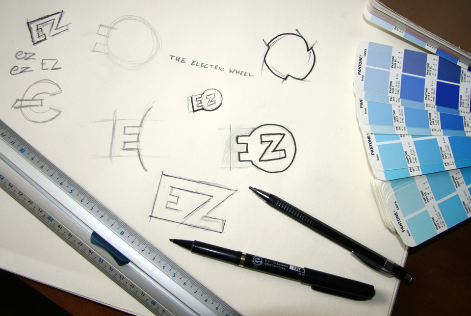 ez-Wheel - Roughs logo